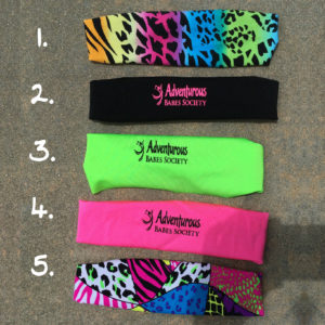 Super Stylin' ABS Headbands