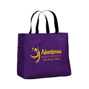 ABS Perfect Purple Tote!