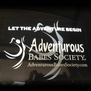 ABS Car Window Decal